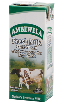 ambewela fresh milk