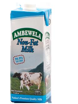 ambewela non fat milk
