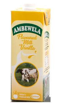 ambewela vanilla flavourd milk
