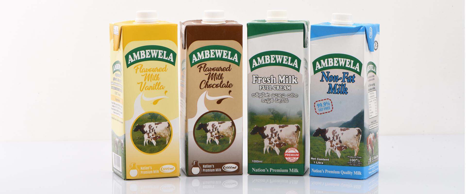 Ambewela Milk Lanka Milk Foods