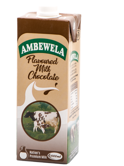 ambewela chocolate flavourd milk