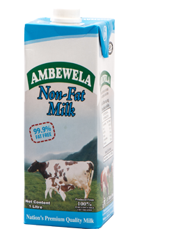 ambewela non fat milk
